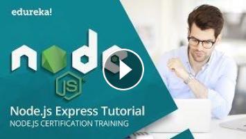 Node Js Express Tutorial Express Js Tutorial For Beginners Node