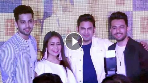 Oh Humsafar Song Launch Himansh Kohli Neha Kakkar Tony Kakkar