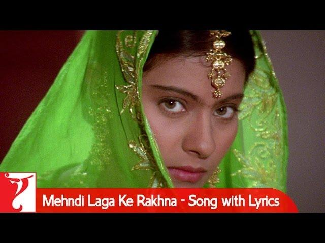 ddlj movie full song