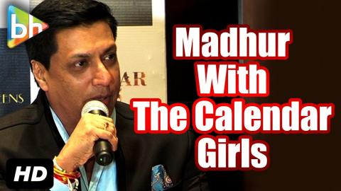 Madhur Bhandarkar And The Calendar Girls Unveil Anjana Kuthiala's Artwork