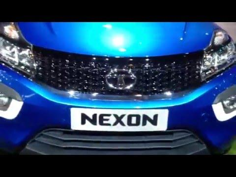 Tata Nexon in Video: Delhi Auto Expo 2016