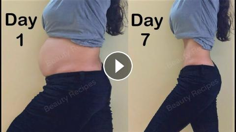 Simple Exercise To Lose Belly Fat In 1 Week Easy Workout To Lose