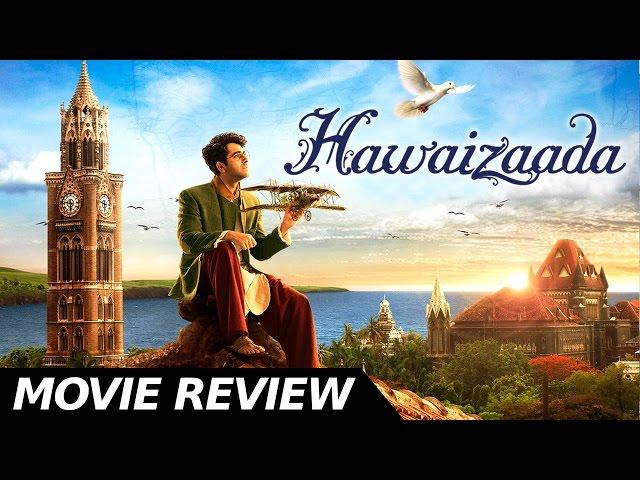 Hawaizaada - Full Movie Review |Ayushmann Khurrana | Pallavi Sharda | Movie Reviews