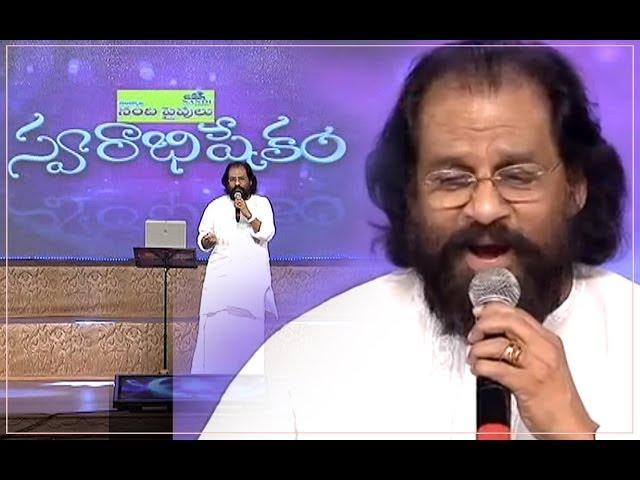 KJ Yesudas Singing in ETV Swarabhishekam (26th January 2014)