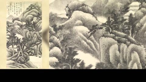 Video: Chinese painting through the ages