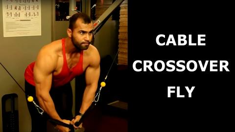 How to do the cable crossover flyes correctly || Get Strong with Kaizzad
