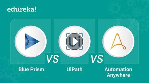 Blue Prism vs UiPath vs Automation Anywhere | RPA Tools