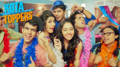 Kota Toppers Music Video | Vardhan ki Class