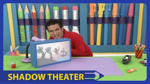 Art attack do it yourself door hangings disney india official art attack shadow theater disney india official solutioingenieria Images