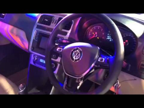 New Volkswagen Ameo - Interiors video