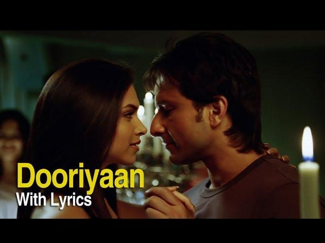 Dooriyan Song With Lyrics - Love Aaj Kal
