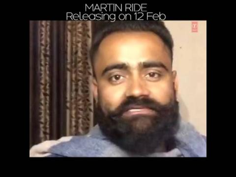 """Amrit Maan"" has a special message for Martin Ride"
