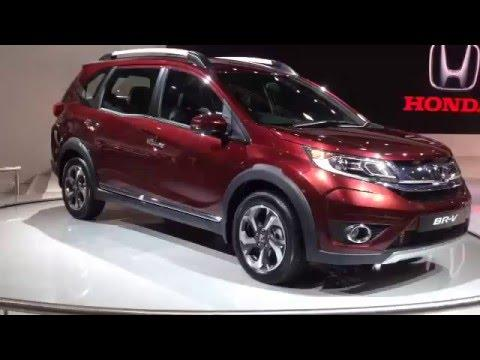 Honda BR-V: First Look Video