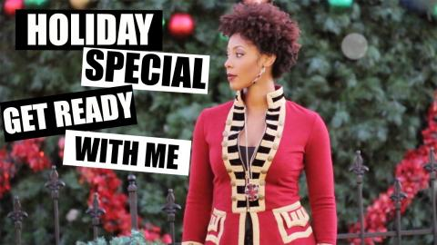 Holiday Special | Get Ready With Me