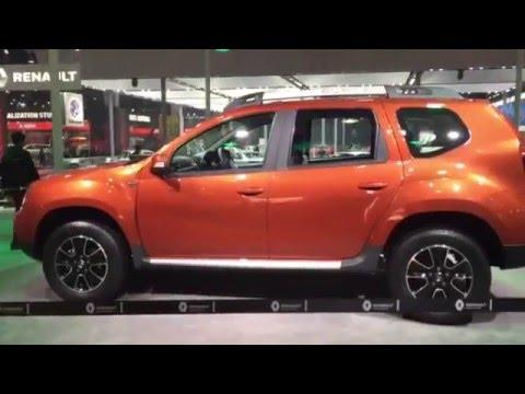 Renault Duster Video: Delhi Auto Expo 2016