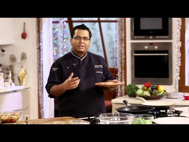 Hi Tea | Quick Healthy Chicken Salad | Chef Ajay Chopra