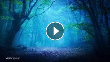 DEEP SLEEP MEDITATION MUSIC | Relax Mind Body | Flute Music