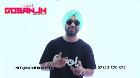 TOUR DOSANJH - DILJIT DOSANJH LIVE IN CONCERT 2016 - UK TOUR