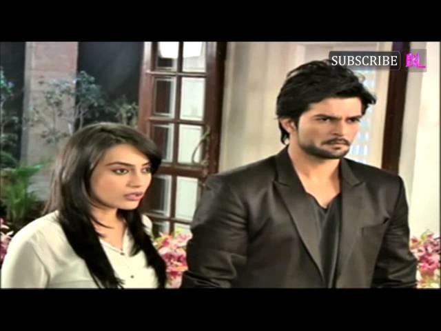 On location of serial Qubool Hai | 7th Feb