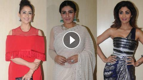 Dada saheb phalke awards 2017 red carpet shilpa shetty manisha dada saheb phalke awards 2017 red carpet shilpa shetty manisha koirala raveena tandon altavistaventures Choice Image
