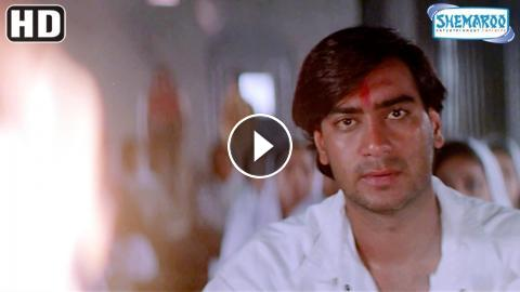 Action Scenes From Gundaraj Hd Ajay Devgan Popular Bollywood