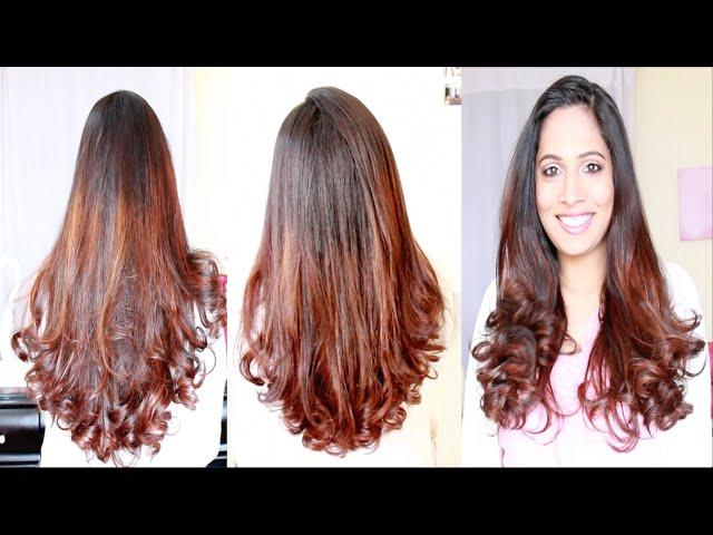 How I Style My Long Hair : Shruti Arjun Anand