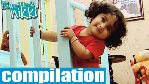 Best Of Luck Nikki | Episodes 13-15 Compilation | Season One | Disney India