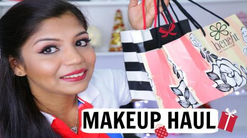 Makeup Haul | Sephora, Benefit, Urban Decay & BH Cosmetics | SuperPrincessjo
