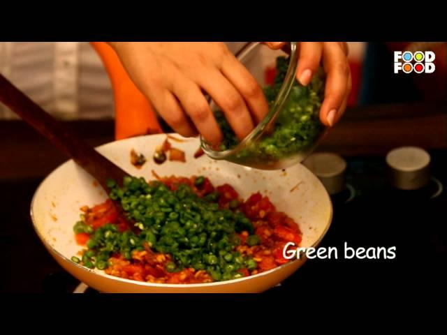 K For Kids | Green Filo Parcels | Chef Shazia Khan