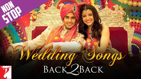 #Back2Back :  Wedding Songs