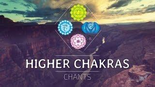 Soothing THROAT CHAKRA CHANTS | Seed Mantra HAM Chanting