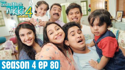 Best Of Luck Nikki | Season 4 | Episode 80 | Disney India Official